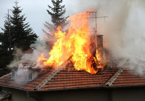 Prevent Fire By Fireproofing Your Roof