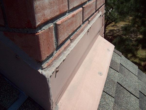 Chimney Roof Flashing