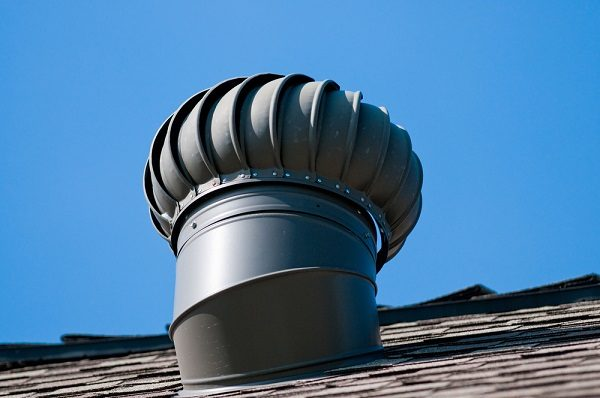 Black Roof Ventilation