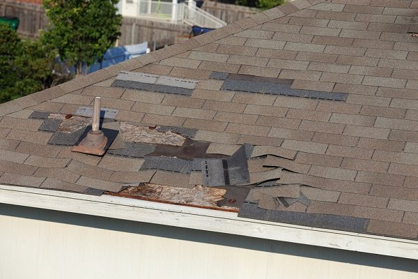Winter Roof Damage